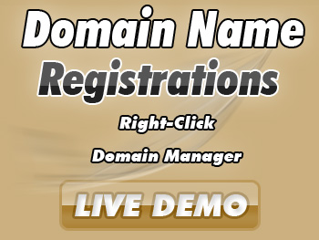 Cut-price domain name registration & transfer services